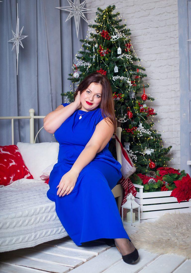 a0126d28fb Sukienki na sylwestra dla puszystych Pań
